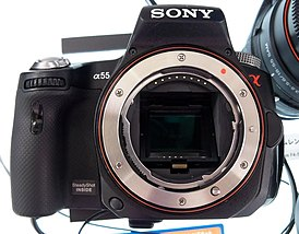 Sony Alpha SLT