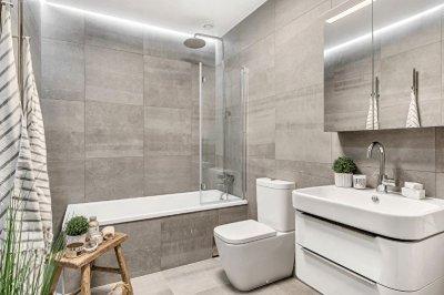 Дизайн ванной комнаты: базовые принципы