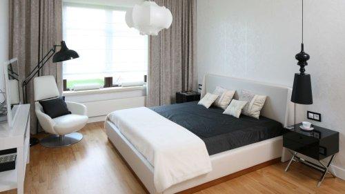 Обновление спальни с помощью украшений