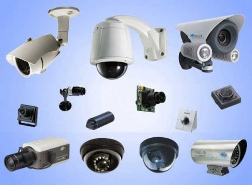 Функции и предназначение основных составляющих элементов системы видеонаблюдения