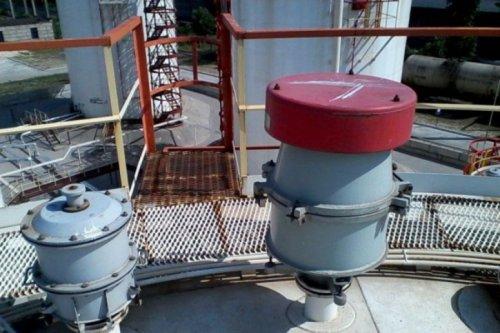 Дыхательный клапан для резервуара с нефтепродуктами