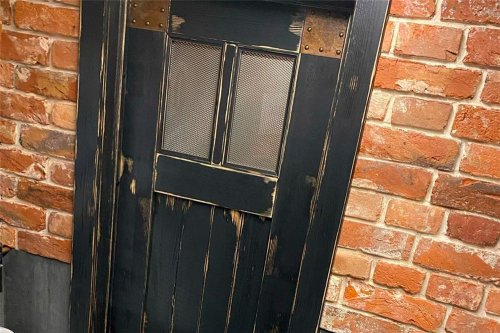 Крафтовые двери в стиле лофт от Door Loft